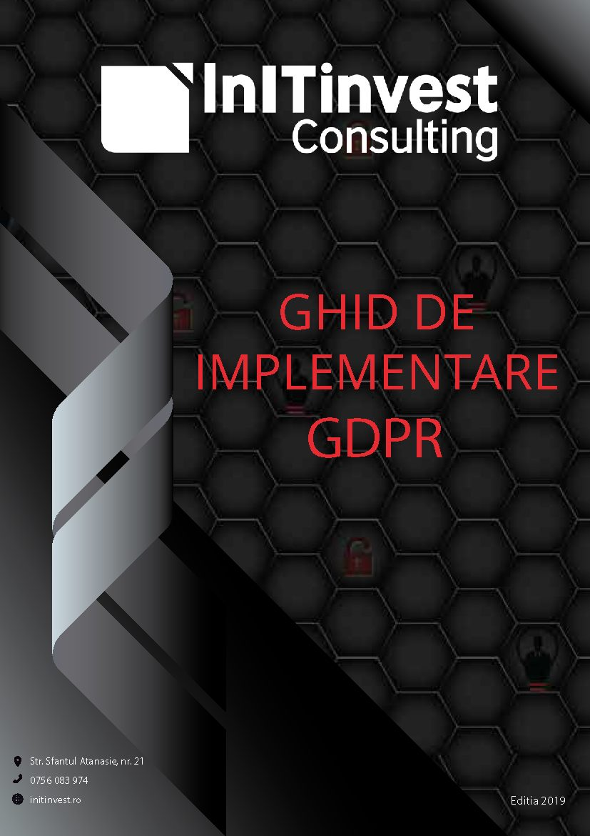 COVER GHID DE IMPLEMENTARE GDPR