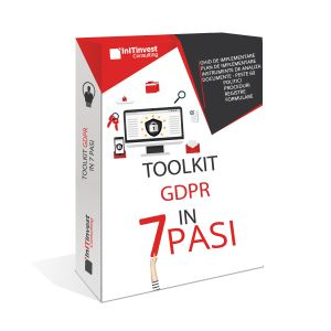 TOOLKIT GDPR in 7 Pasi