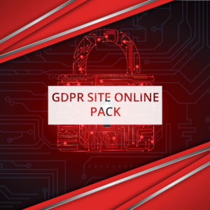 GDPR SITE ONLINE PACK